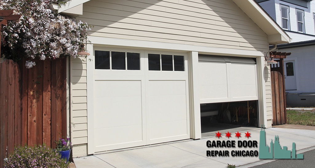 why you should never let your garage door stay open